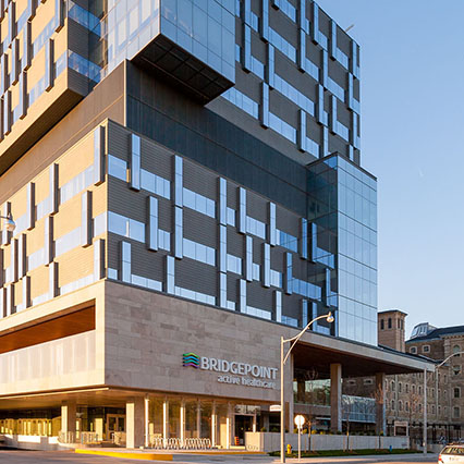 Bridgepoint Hospital Collection