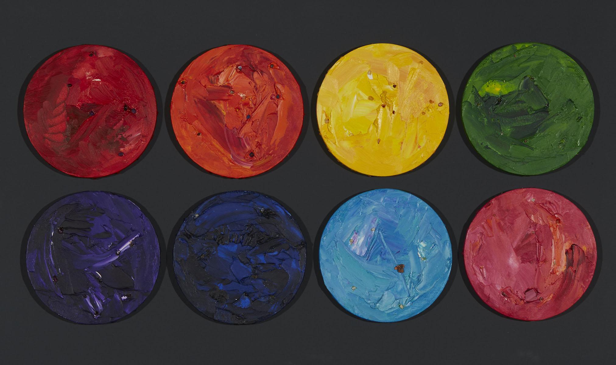 Circular Chakras Set 12005