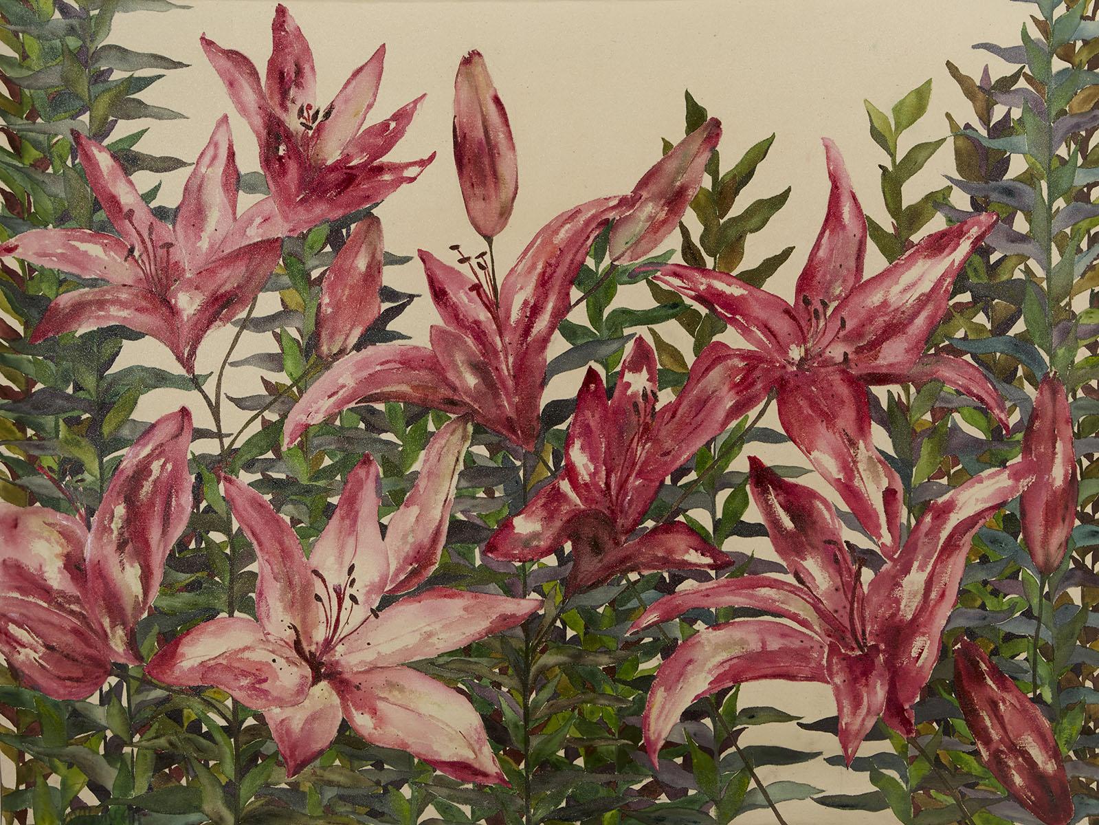 Lilies 12277